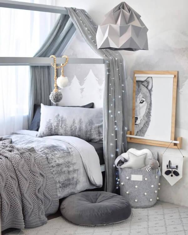 Trang trí ko gian buồng ngủ bằng đèn led
