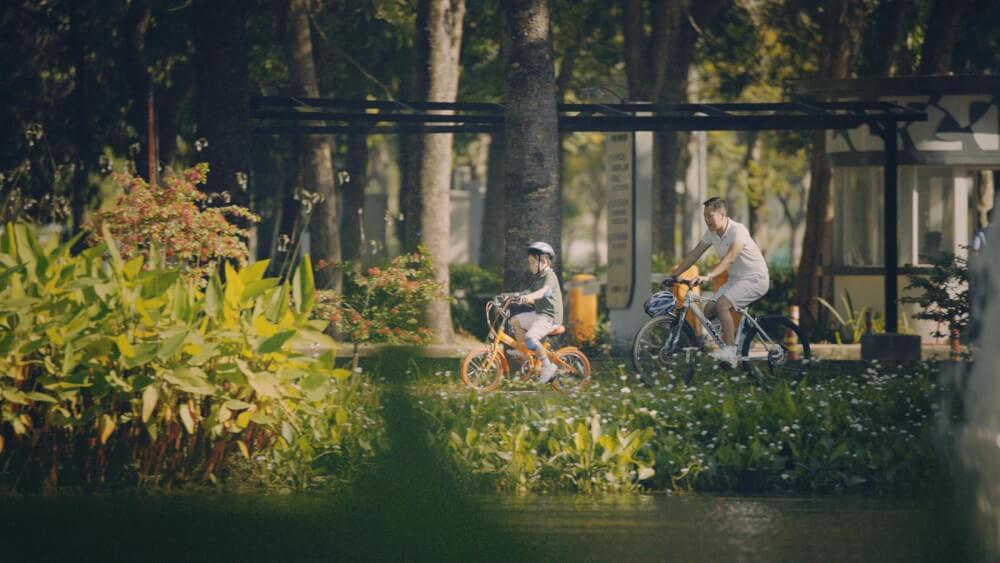 Van Phuc City: thiên đường xanh nâng tầm đời sống