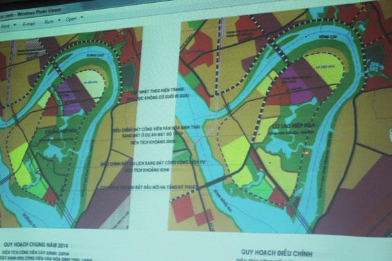Duyệt quy hoạch 1/5000, Cù lao Phố Biên Hòa sẽ sốt đất?