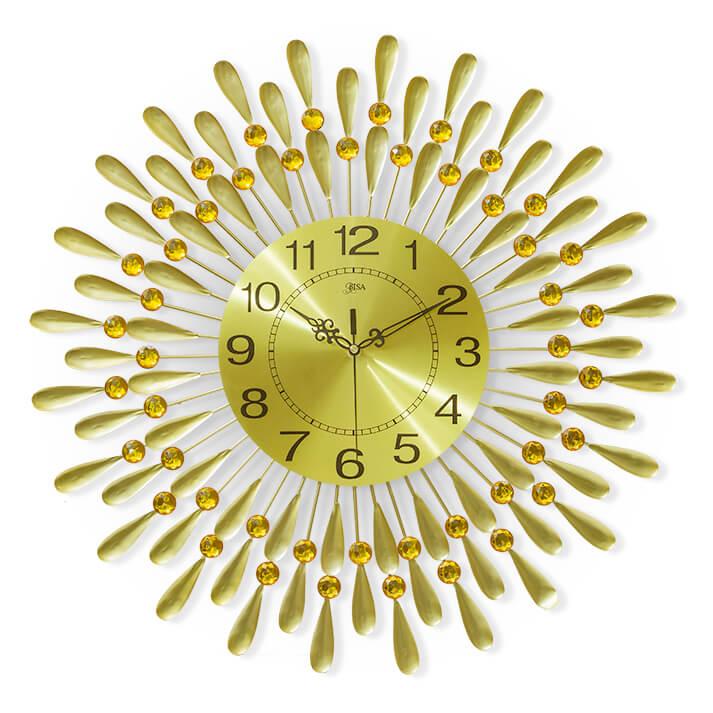 Bố trí đồng hồ treo tường trang trí