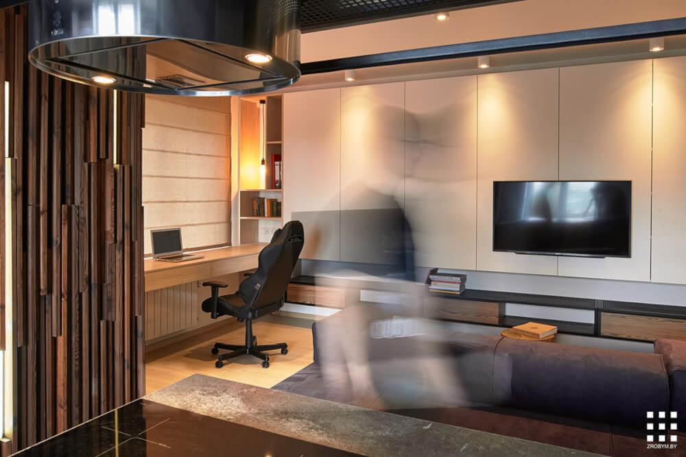Căn hộ studio 45m2 giành cho người nhà độc thân