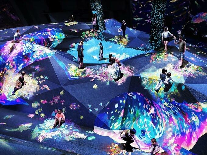 Ngoài ra, chủ đầu tư xây dựng tiện ích riêng biệt dành cho cư dân nhí với tên gọi Fantasy. Theo chia sẻ của đại diện tập đoàn Ecopark, tất cả tiện ích giải trí, nhà hàng, khu vui chơi, hồ bơi... tại đây đều lấy cảm hứng từ thế giới phép màu, ứng dụng công nghệ 3D mapping, trình chiếu ánh sáng. Ảnh: thiết kế minh họa.
