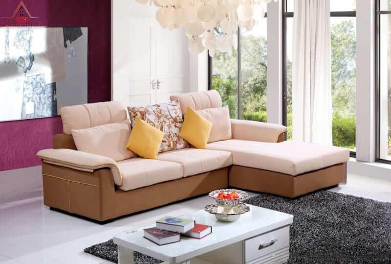 Ghế sofa trang trí cảnh quan trong nhà buồng quan hơich tị nạnhnh thường cư