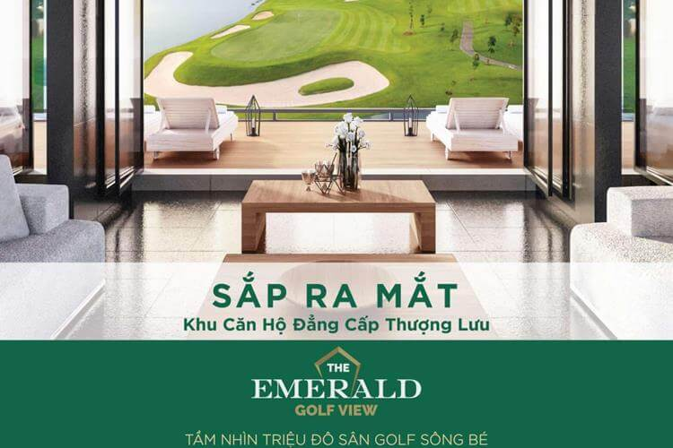the emerald golf view 2 - The Emerald Golf View
