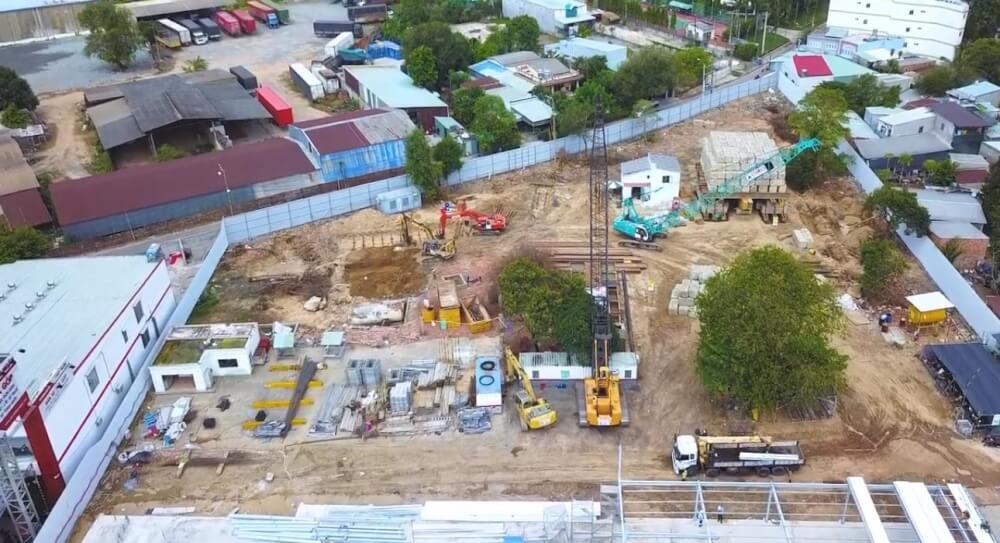 Bình Dương chuyển mục đích sử dụng đất dự án địa ốc cao 40 tầng hơn 1.000 căn hộ ở Thuận An