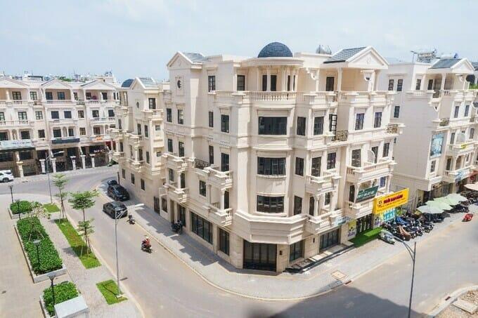 Nhiều sản phẩm nhà liền thổ tại CityLand đã đưa vào vận hành, vị trí các căn đẹp, thuận tiện để ở lẫn giao thương.