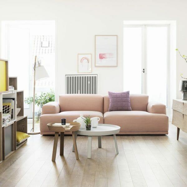 hình ảnh mẫu bàn trà cho phòng khách nhỏ