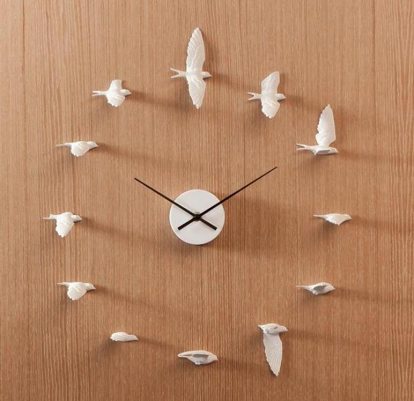 chế sinh sản điểm nhấn cho ngôi nhà mang cái đồng hồ treo tường đẹp - độc - lạ