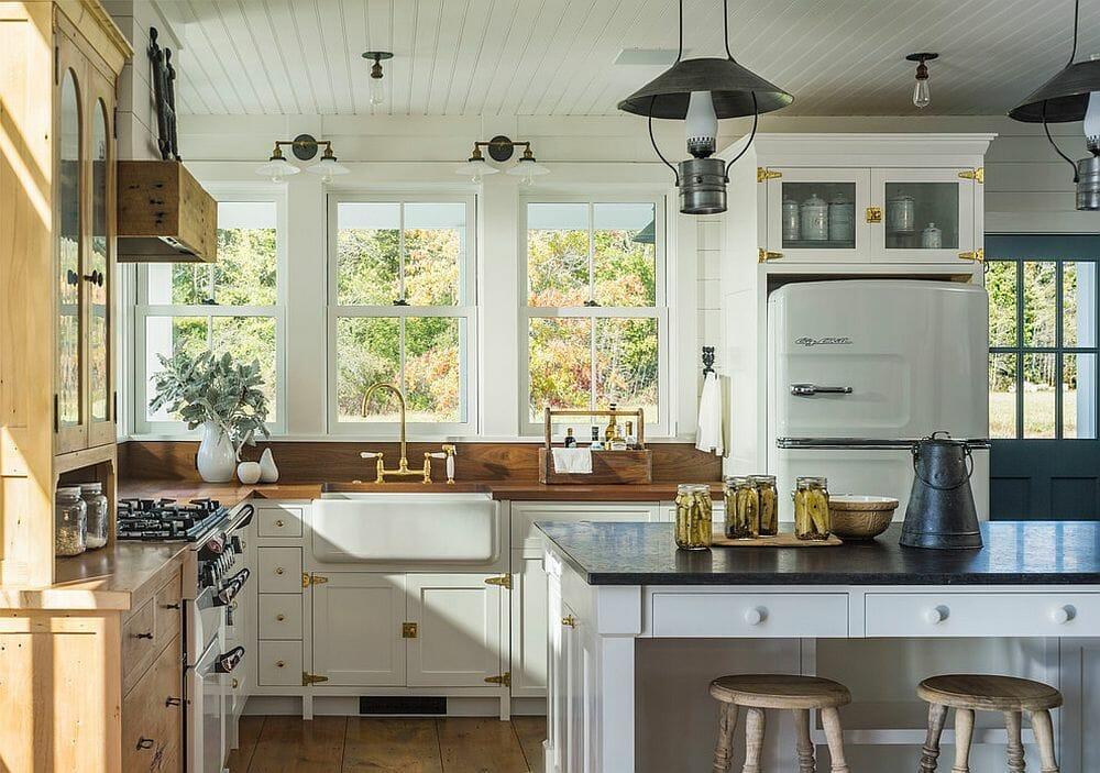 hình ảnh mẫu thiết kế phòng bếp đẹp