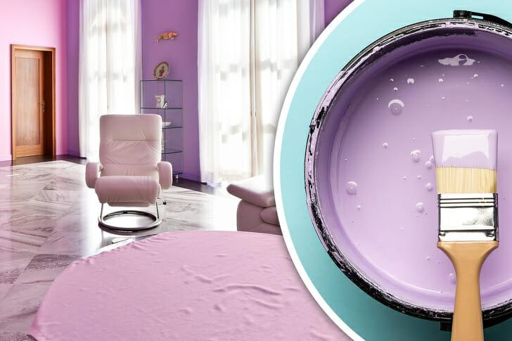 nhưng mà màu nhan sắc sắc ấn tượng cho từng buồng trong nhà theo chiểm độc nhà tâm lý chúng tac