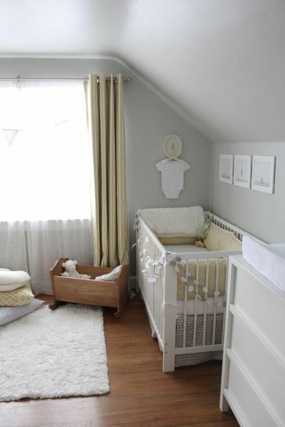 25 ý tưởng trang trí buồng ngủ gphi chính đạo mái cực kỳ yêu cho bé
