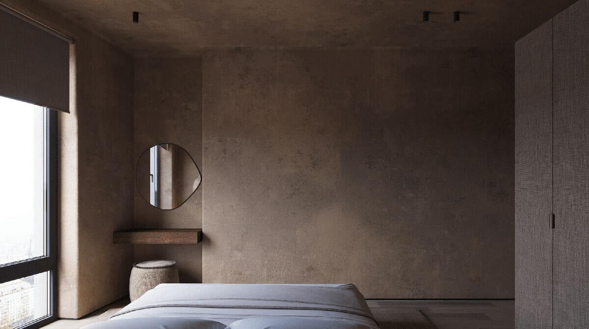hình ảnh bàn trang điểm trong phòng ngủ