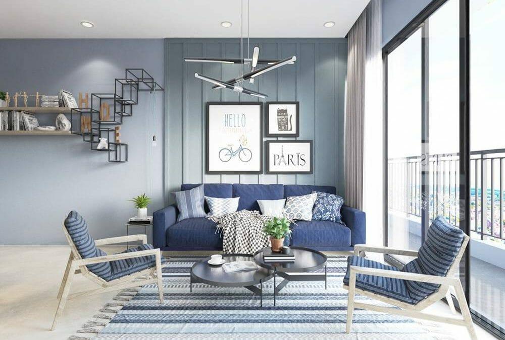 Gia chủ mệnh Kim hợp màu sắc gì trong thiết kế đồ trang trí trong căn hộ