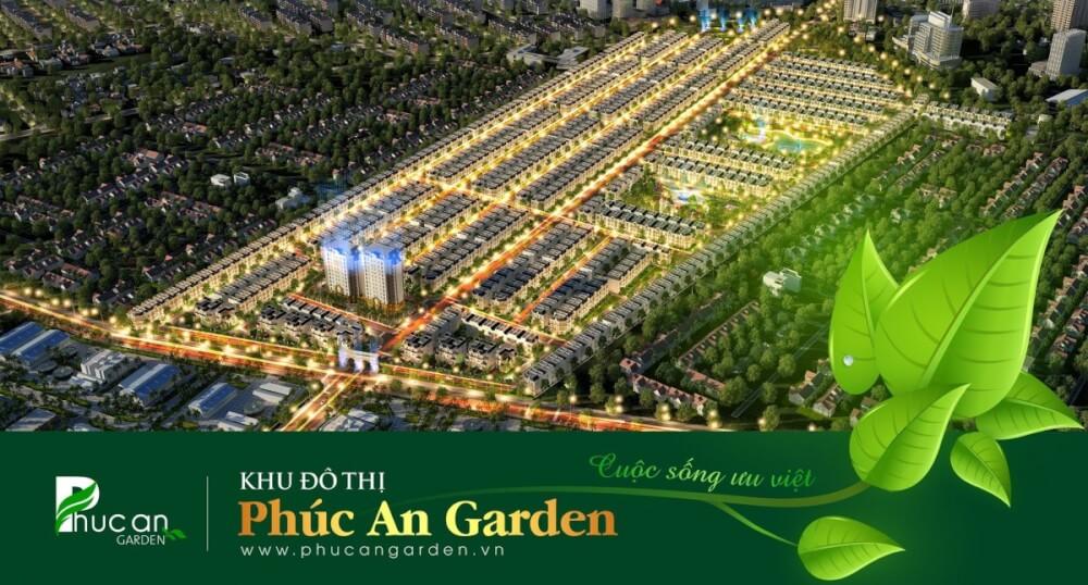phuc an garden 1 - Phúc An Garden