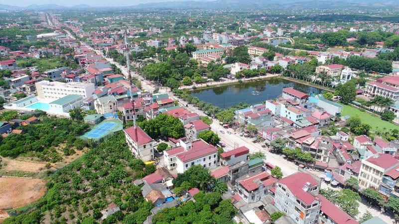 Bắc Giang sắp đón thêm 2 khu đô thị hơn 100ha