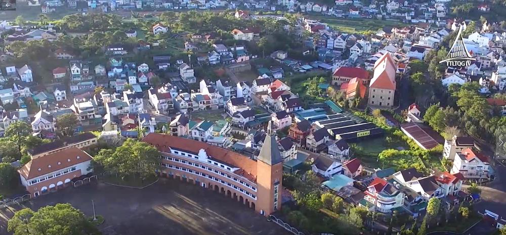 """Lâm Đồng: Quy hoạch 5 đô thị vệ tinh giải """"nén"""" cho thành phố Đà Lạt"""