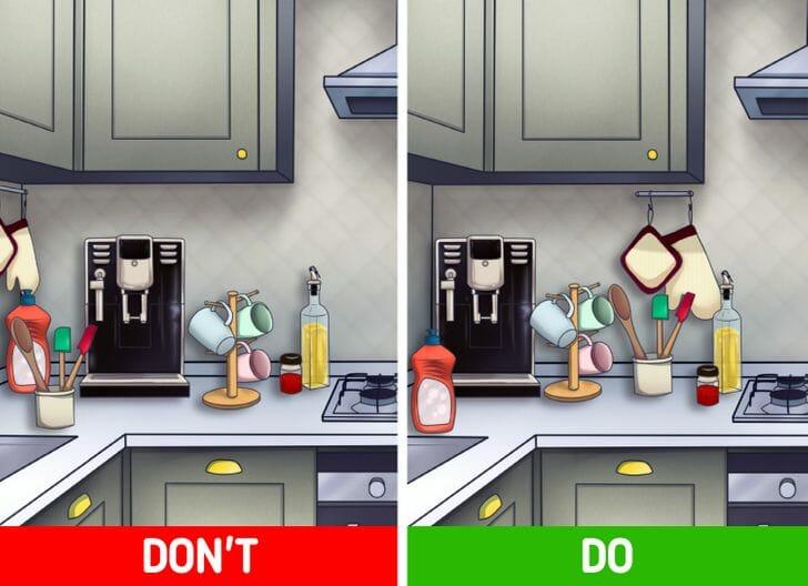 12 sai trái lúc trang trí trong nhà có thể tạo cho mất sự dễ ợt, ấm cúng trong nhà hầu như người